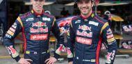 Toro Rosso confirma su alineación para los tests de Baréin: Vergne y Kvyat