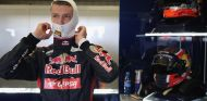 Daniil Kvyat en los test de jóvenes pilotos de Silverstone - LaF1