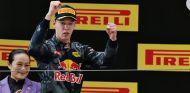 Kvyat se sube al podio en el GP de China - LaF1