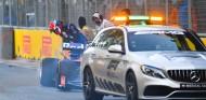 Daniil Kvyat protagoniza un accidente en el GP de Azerbaiyán F1 2019 - SoyMotor