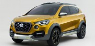 Datsun Go-Cross: Crossover 'low-cost'