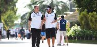 Dave Redding con Fernando Alonso - SoyMotor