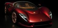 ¿Es el nuevo De Tomaso P72 un plagio? - SoyMotor.com