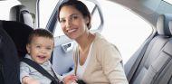 Un 37% de los conductores no llevan de forma correcta a los menores en el coche - SoyMotor