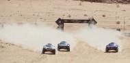 Salida de la final del Desert X Prix - SoyMotor.com