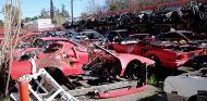 Donde mueren los Ferrari