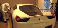 Imagen de uno de los coches robados – SoyMotor.com