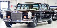 Mercedes 600: la limusina de los dictadores del tercer mundo - SoyMotor.com