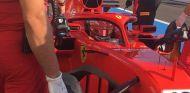 Charles Leclerc junto a Ferrari – SoyMotor.com