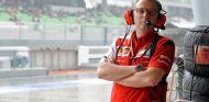 Stefano Domenicali dimite como jefe de equipo de Ferrari - LaF1