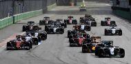 Salida del Gran Premio de Azerbaiyán - LaF1