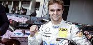 Lucas Auer, contento por conseguir la pole position - SoyMotor