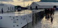 ¡Susto en Sochi! Se inunda una parte del paddock antes de la llegada de la F1 - SoyMotor.com