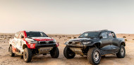 Toyota presenta su nueva arma para el Dakar: el Hilux DKR T1+ - SoyMotor.com
