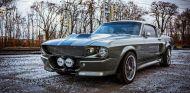 Este Shelby GT500 Eleanor bien podría ser el resultado de distintos viajes de 'Regreso al Futuro' - SoyMotor