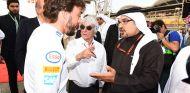 Ecclestone lamenta la situación de Alonso en McLaren - SoyMotor.com