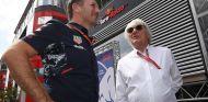 Bernie Ecclestone en una imagen del GP de Austria - SoyMotor