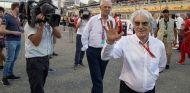 Bernie Ecclestone en Baréin - SoyMotor