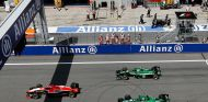 Marussia y Caterham en el pasado Gran Premio de Austria - LaF1