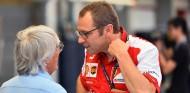 "Ecclestone: ""Domenicali me pidió consejo, es un buen hombre"" - SoyMotor.com"