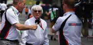Bernie Ecclestone en una imagen de archivo - SoyMotor