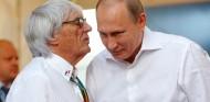 """Ecclestone: """"Si alguien fuera a disparar a Putin, me pondría delante"""" - SoyMotor.com"""