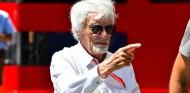 Bernie Ecclestone en una imagen de archivo - SoyMotor.com