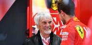 Ecclestone ve a Vettel dos o tres años más en F1 - SoyMotor.com