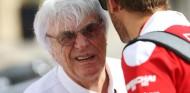 """El consejo de Ecclestone a Vettel: """"Retirarse o ir a McLaren"""" - SoyMotor.com"""