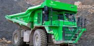 eDumper Lynx, el camión eléctrico más grande del mundo - SoyMotor.com