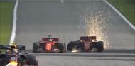 Nuevo toque entre los Ferrari: doble abandono en Interlagos – SoyMotor.com