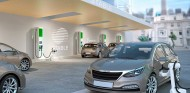 Electrolineras automáticas: ¿el paso lógico para el coche autónomo? - SoyMotor.com