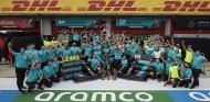 Mercedes en el GP de Emilia Romaña F1 2020: Domingo - SoyMotor.com