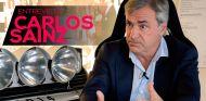 """Carlos Sainz habla sobre el Dakar 2019: """"Si puedo luchar por la victoria, es probable que esté"""" - SoyMotor"""