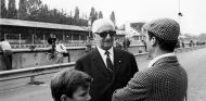 Enzo Ferrari en Italia 1964 - LaF1