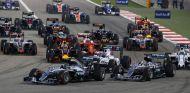 Siguen las negociaciones entre los jefes de la Fórmula 1 - LaF1