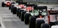 Ecclestone ve a Gene Haas en la Fórmula 1 en 2015 -