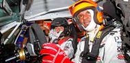 Eric Abidal, hoy en Montmeló - LaF1