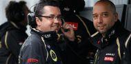 Gerard Lopez echa de menos a Éric Boullier