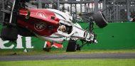 Accidente de Ericsson en Monza - SoyMotor.com