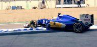 Ericsson, durante los libres en Brasil - LaF1