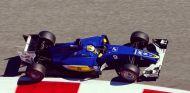 Ericsson, durante el GP de Estados Unidos - LaF1