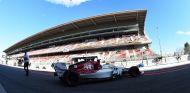 Marcus Ericsson en el Circuit de Barcelona-Catalunya – SoyMotor.com