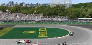 Los dos coches de Sauber en la horquilla de Canadá – SoyMotor.com