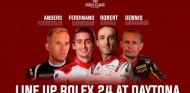 Kubica se apunta a las 24 Horas de Daytona de 2021 - SoyMotor.com