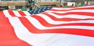 Bandera de Estados Unidos en Austin - SoyMotor.com