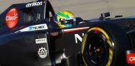 Gutiérrez admite que Sauber tiene problemas con el sistema de frenado