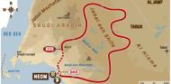 Recorrido de la tercera etapa del Dakar 2020 - SoyMotor.com