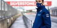El FW43B de Williams debuta en un 'filming day' en Silverstone  - SoyMotor.com