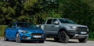 Ford Focus ST y Ford Ranger Raptor - SoyMotor.com